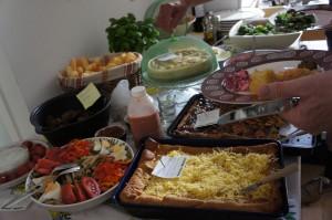 blog, overhaar, zomerfeest, bo saris, youtube, twitter, vrienden, feestje, feest, parkeren, eten, foodpirn