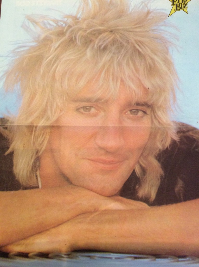 Blog Overhaar, Another Country, Rod Stewart, Friend for life, Poster, spotify