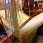 Musee Textiel weven en