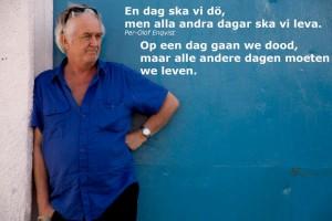 Henning Mankell, tekst van Marcel Jorissen