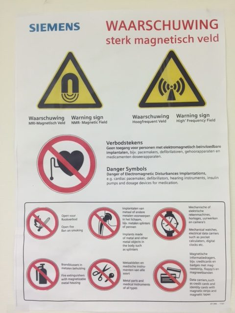 MRI, schadelijk, Antonius Ziekenhuis, Hoe overleef ik de MRI, blog OverHaar, Diagnose, Behandeling