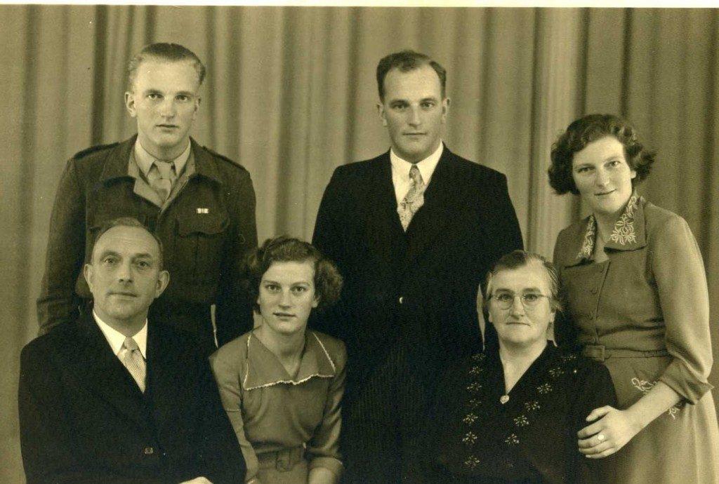 overhaar blog, gezin Van Duijn, Duinpan, Katwijk aan Zee, Hongerwinter, oorlog, honger, herdenken.