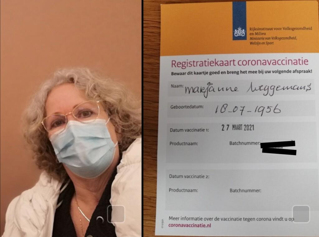 Vaccin tegen COVID-19 is binnen