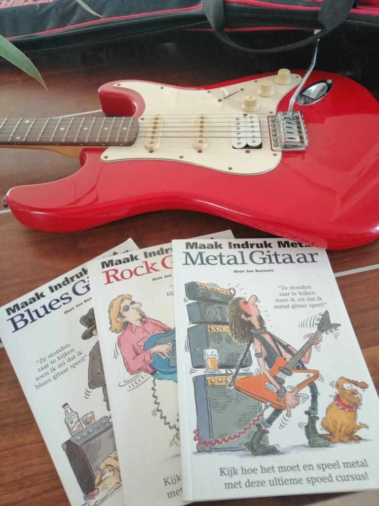 Geef een gitaar aan een kind!